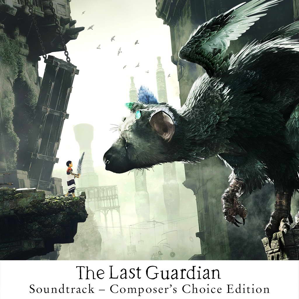 The Last Guardian Soundtrack - Composer's Choice Edition