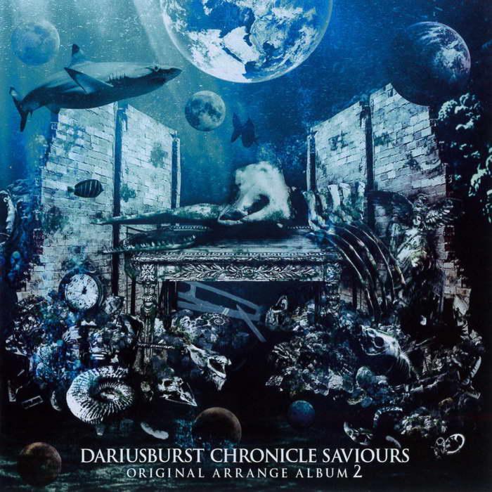 DARIUSBURST CHRONICLE SAVIOURS ORIGINAL ARRANGE ALBUM 2