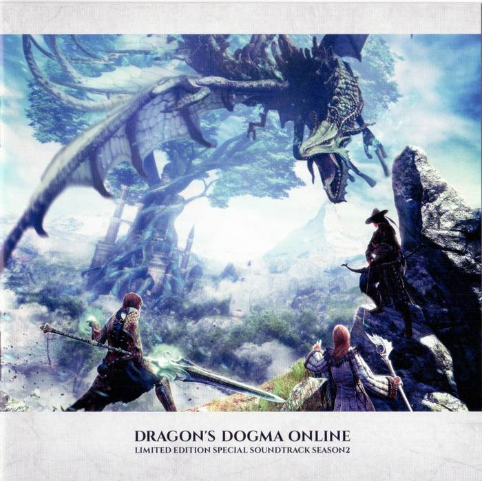 DRAGON'S DOGMA ONLINE LIMITED EDITION SPECIAL SOUNDTRACK SEASON2