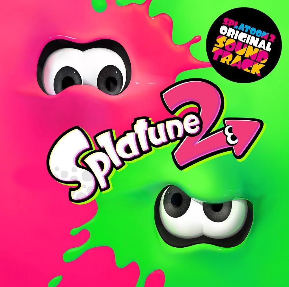 Splatoon 2 ORIGINAL SOUNDTRACK -Splatune2-