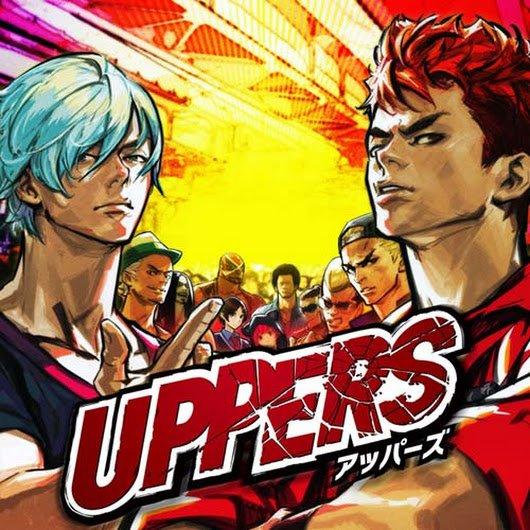 UPPERS original sound track
