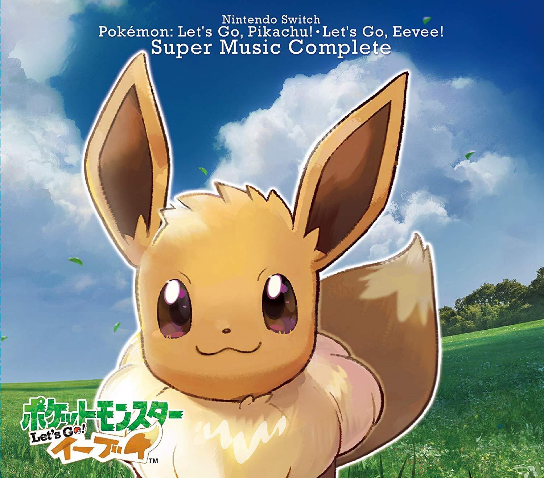 Pokémon: Let's Go, Pikachu!・Let's Go, Eevee! Super Music Complete