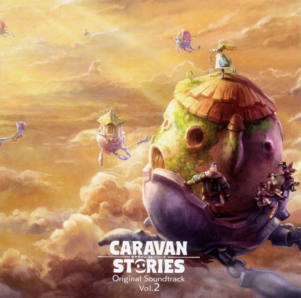CARAVAN STORIES Original Soundtrack Vol.2