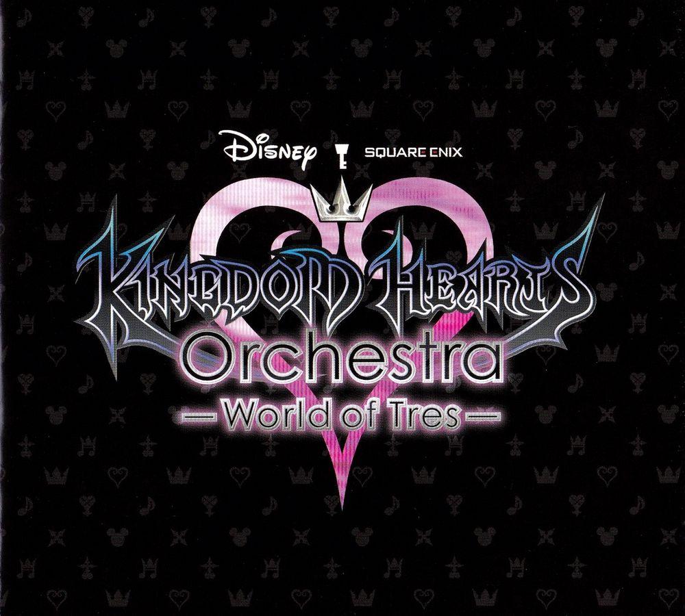 KINGDOM HEARTS Orchestra -World of Tres- Album
