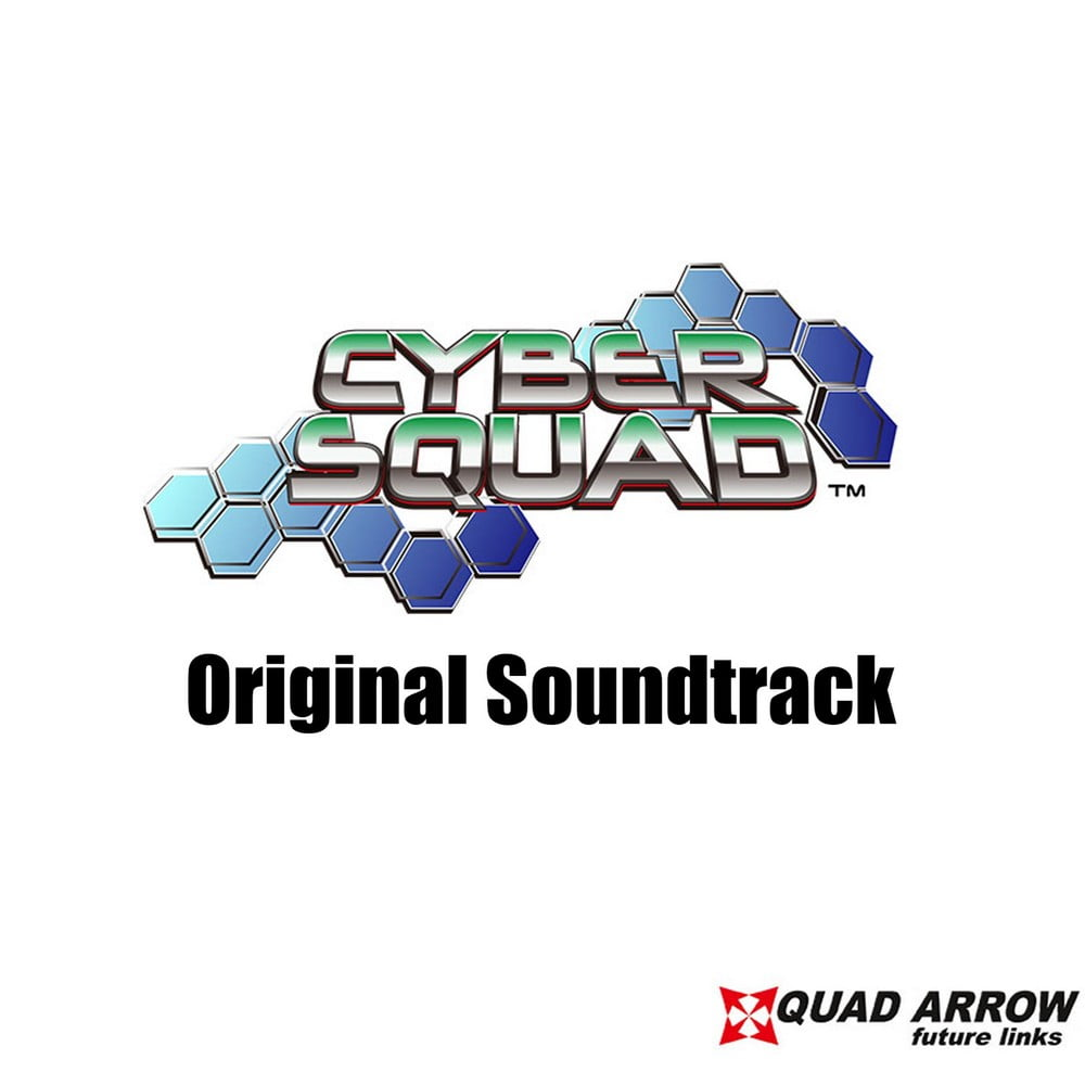 CYBER SQUAD Original Soundtrack