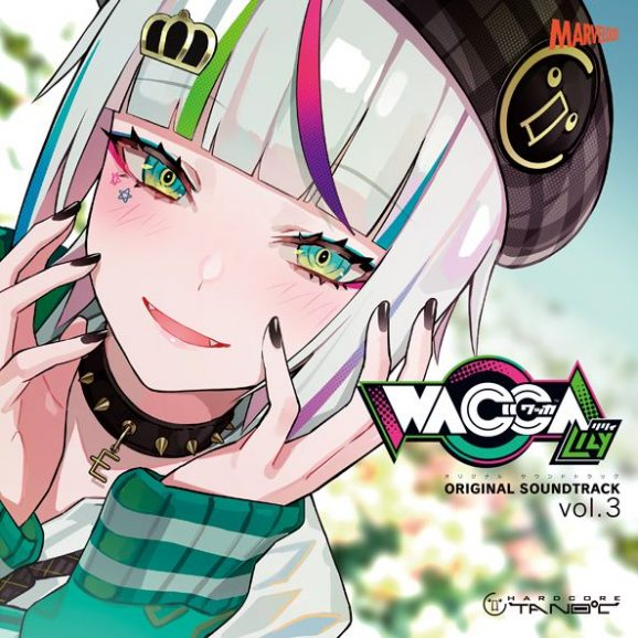 WACCA Lily Original Soundtrack Vol.3