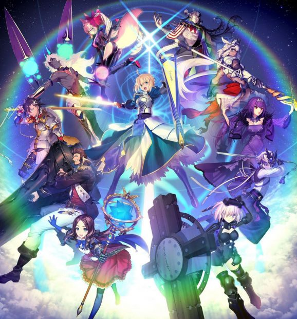 The Golden Path / Doul - Fate/Grand Order TVCM Song