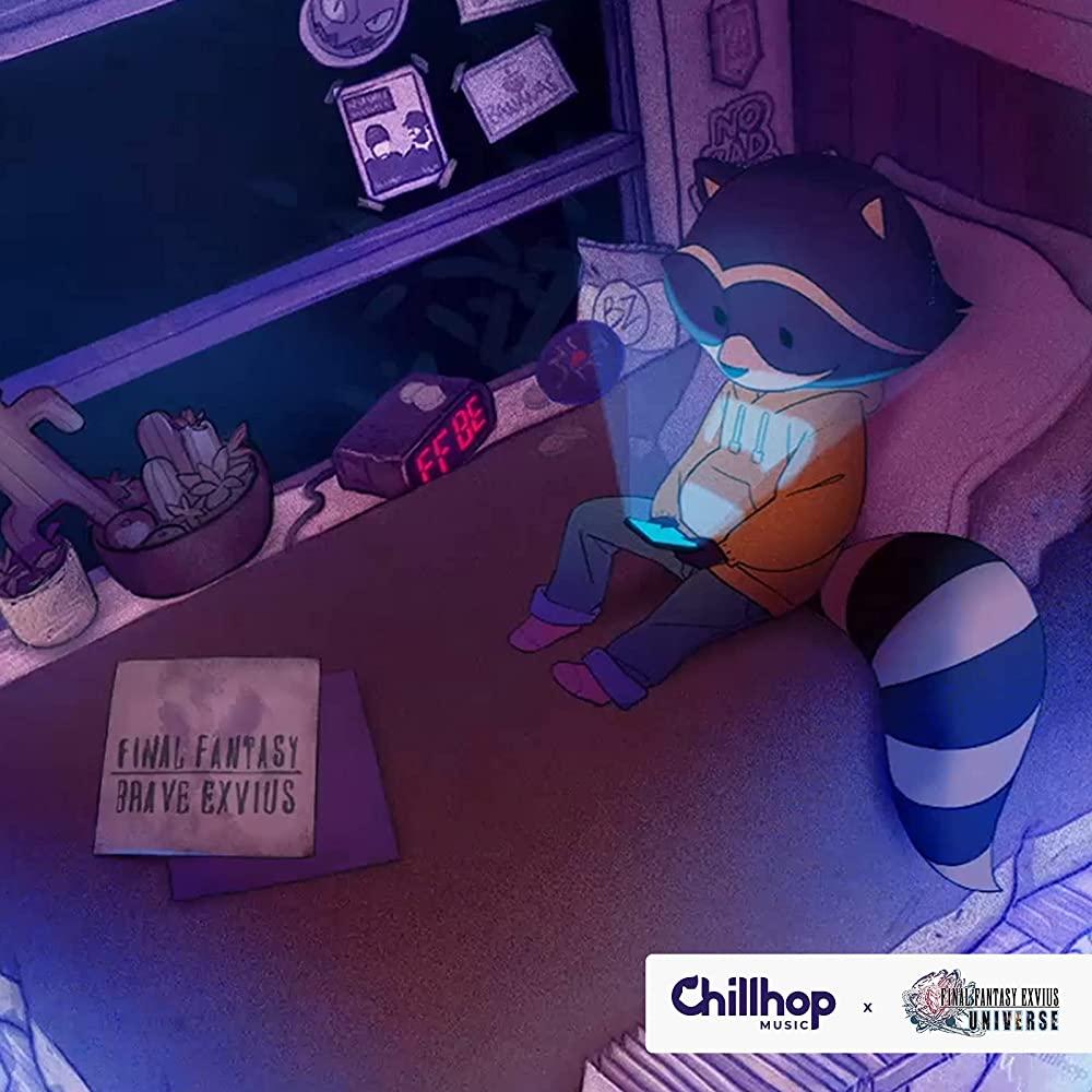FINAL FANTASY EXVIUS UNIVERSE x Chillhop Music LoFi Remix