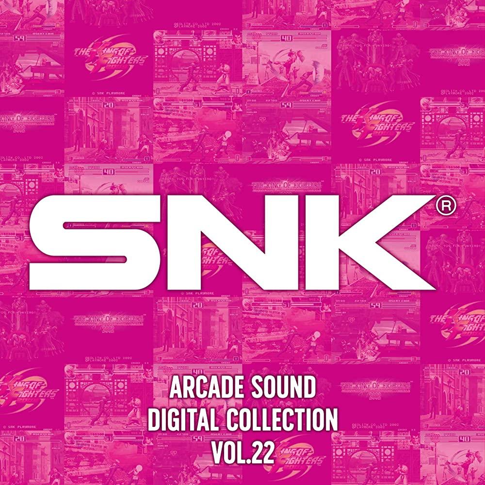 SNK ARCADE SOUND DIGITAL COLLECTION VOL.22