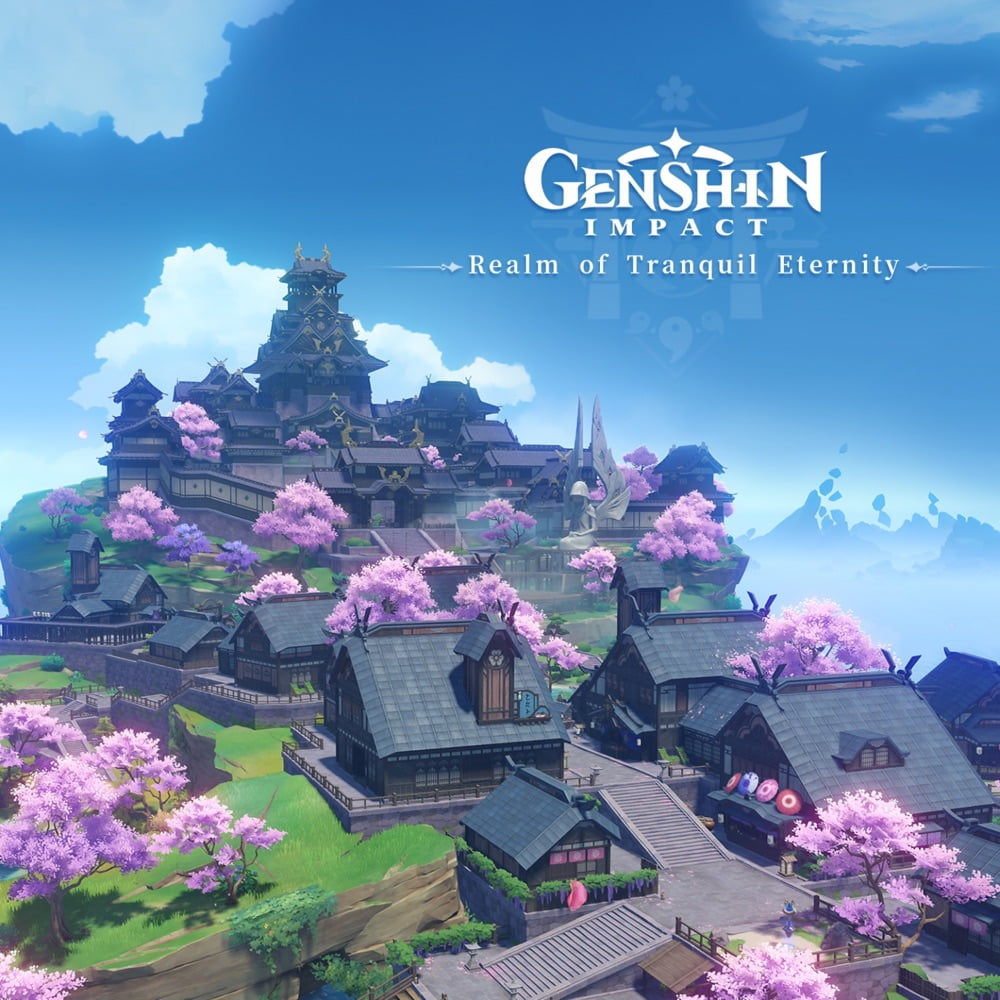 Genshin Impact - Realm of Tranquil Eternity