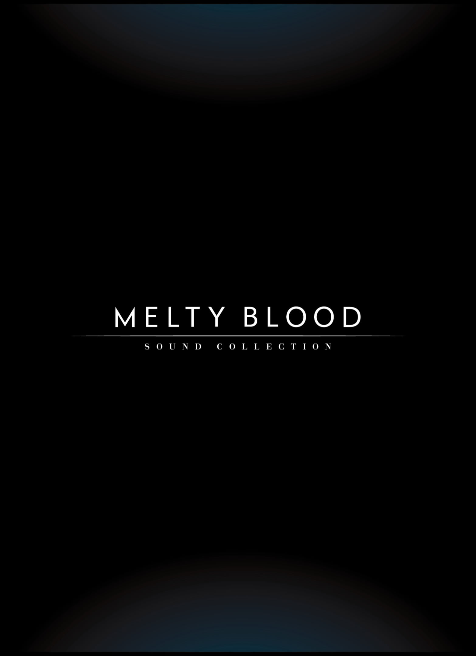 MELTY BLOOD SOUND COLLECTION